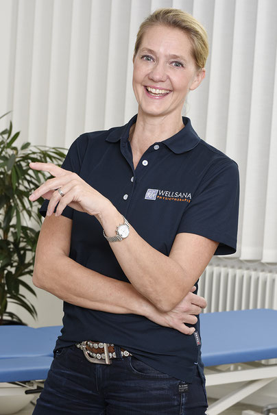 Anja Wendt-Ludin, Diplomierte Physiotherapeutin