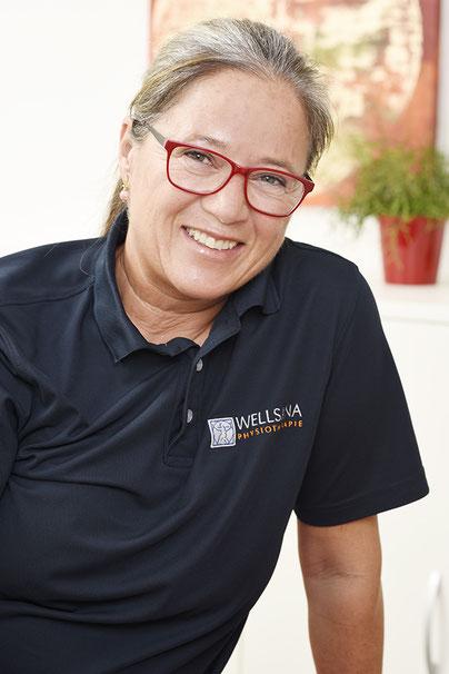 Cathrin Gern, Diplom-Physiotherapeutin Basel, Therapie Basel, Fussreflexzonentherapie Basel