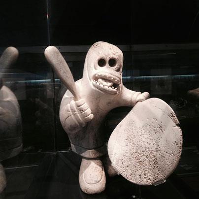 L'art inuit, c'est sympathique ;-)