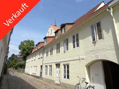 Stadthaus im Flensburger Zentrum