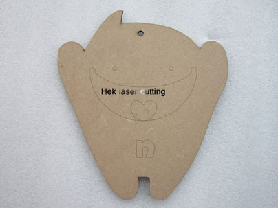 laser engraving and cutting mdf