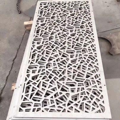 Aluminium decorative panel