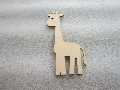 Plywood laser cutting for amnimals