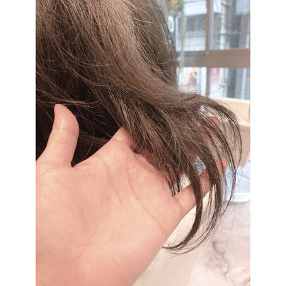 横浜 元町 石川町  髪質改善 ヘッドスパ 美容室 ロレアル トリートメント カラー N.  エヌドット バレイヤージュ  ハイライト デザインカラー