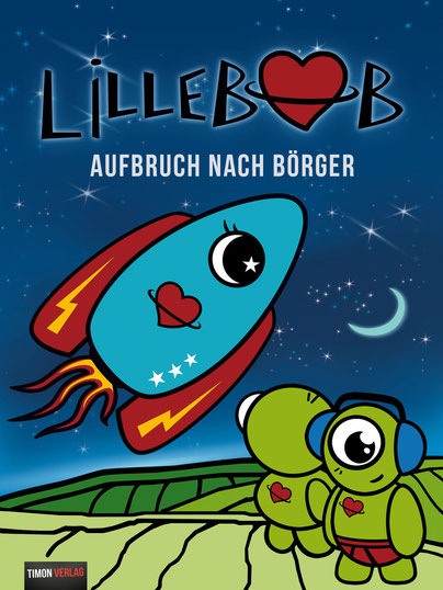 Cover Lillebob - Aufbruch nach Börger