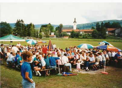 Das Dorfturnier Juli 1988