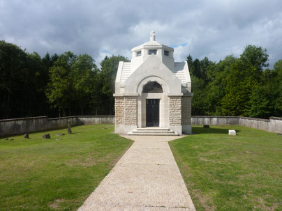 La chapelle de Louvemont-Côte-du-Poivre