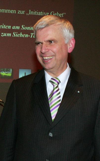 Landesbischof Dr. Johannes Friedrich