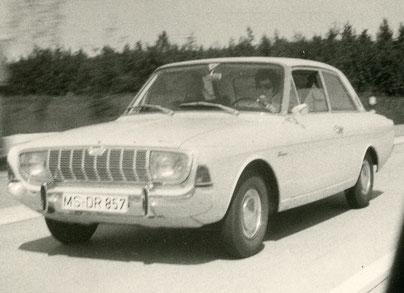FORD Taunus 17m [P5],1964 bis Ende 1967