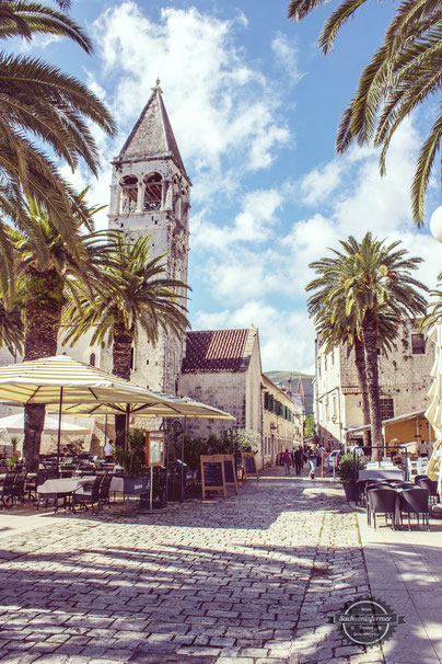 Altstadt Trogir - Kroatien