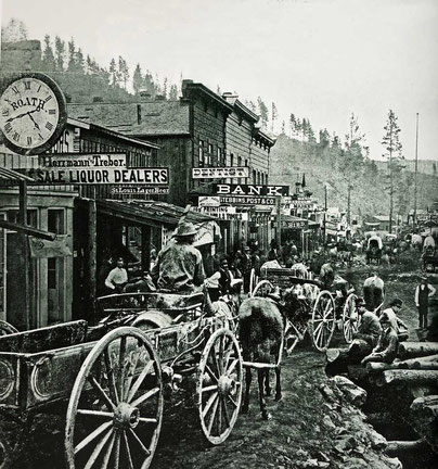 Deadwood old Times