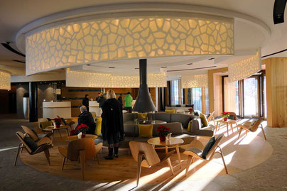 Radisson Blu Hotel Andermatt Cafe-Bar