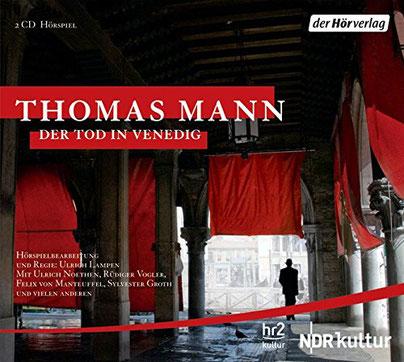 Hörbuch Der Tod in Venedig' von Thomas Mann
