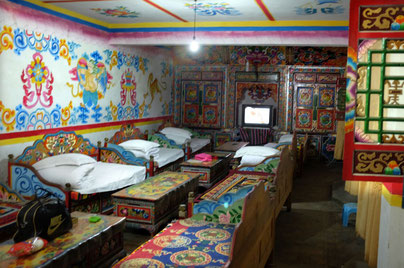 Dorm Three Sisters Family Hostel, Jiaju
