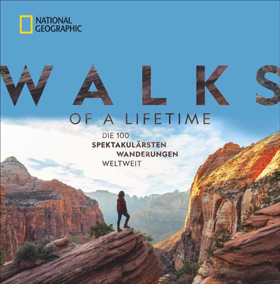 National Geographic Walks of a lifetime