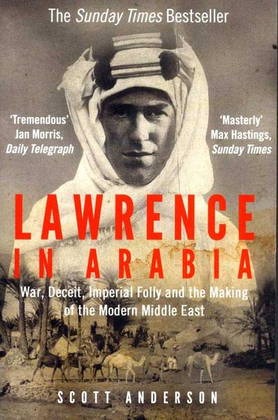 Buch Lawrence in Arabia von Scott Anderson