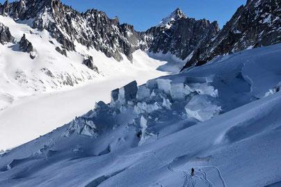 Skitouren in Chamonix, Reiseblog Edeltrips