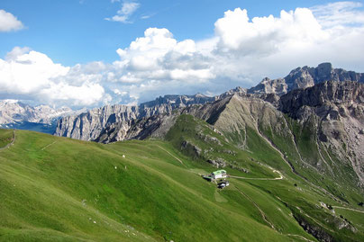 Wandern Schlüterhütte Villnösstal Südtirol, Reiseblog Edeltrips