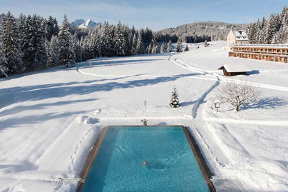 Winter Hideaway Kranzbach Hotel Bayern, Reiseblog Edeltrips
