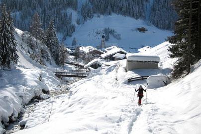Schneeschuh Skitouren Villgratental Osttirol, Reiseblog Edeltrips
