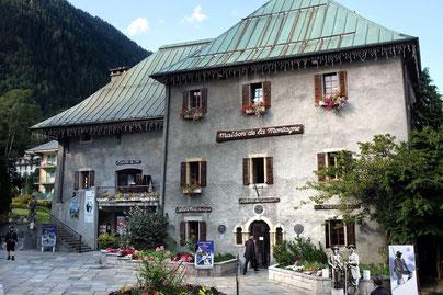 Maison de la Montagne Chamonix