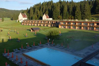 Das Kranzbach. Wellness & Design Hotel Bayern