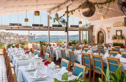 Hamdi Restaurant Istanbul
