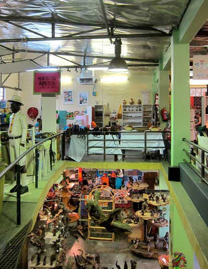 Namibia Craft Centre Windhoek