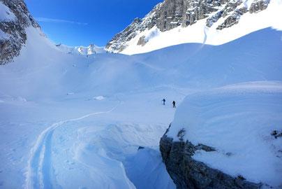 Skitour Salzburger Lungau, Reiseblog Edeltrips