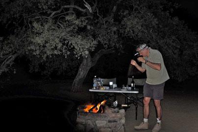 Namibia Campingplatz