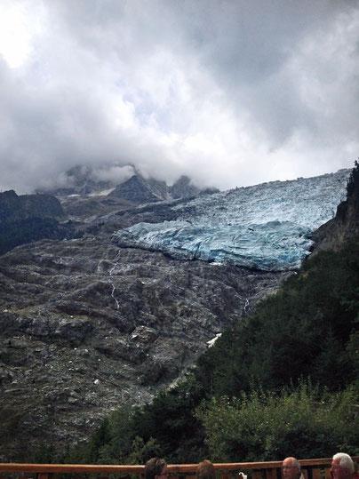 Chalet du Glacier des Bossons Chamonix