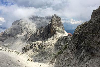 Hüttenwanderung Brenta Madonna di Campiglio, Reiseblog Edeltrips