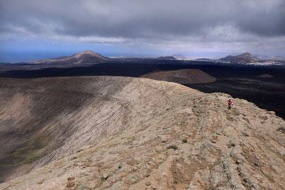 Lanzarote Vulkan Wanderungen, Reiseblog Edeltrips