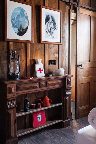 Berghotel Montenvers Montblanc Chamonix
