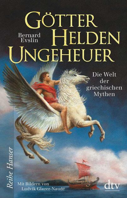 Buch Die Welt der griechischen Mythen