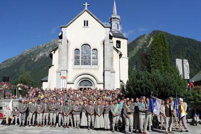 Guide's Festival Chamonix Fete des Guides