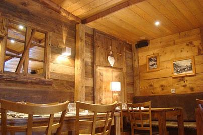 Restaurant La Tablée, Chamonix