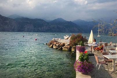Sehnsuchtsort Gardasee Reiseblog