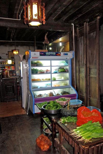 Shaxi restaurant