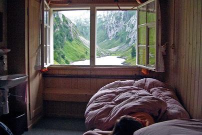 Hüttenwanderung Appenzeller Land Alpstein, Reiseblog Edeltrips