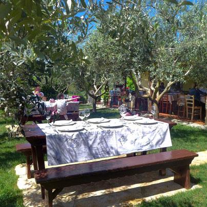 Tipp  besteKonoba  Istrien Agroturizam Selo Mekiši