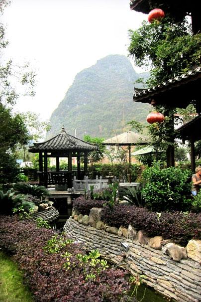 Yangshuo hotel tipp Tea Cozy Hotel