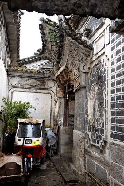 China Reisebericht Dali Sehenswürdigkeiten
