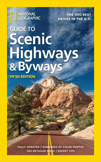 National Geographic Guides Scenic Highways and Byways