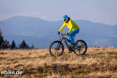Cannondale Moterra NEO 1 Test