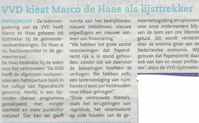 Papendrechts Nieuwsblad 08-11-2017