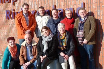 Leden van de Algemene Waterschapspartij Rivierenland