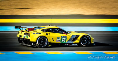 Chevrolet Corvette , corvette racing, 24 heures du mans