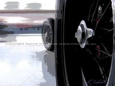 Maserati 4CLT Wheels