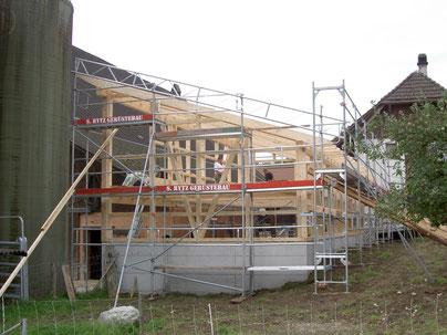 Geniessen Sie die Impressionen unserer Arbeiten im Bereich Renovation, Umbau, Sanierungen, Reparaturen, Instandhaltung, Estrichausbauten.